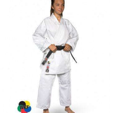 Karategui Daedo Shodan WKF