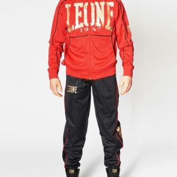 Chandal Leone Premium rojo