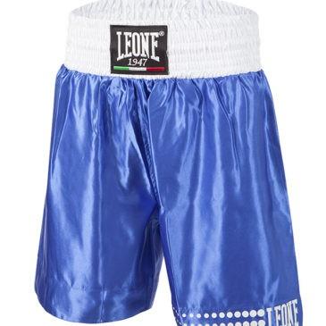 Pantalones de Boxeo Leone azul