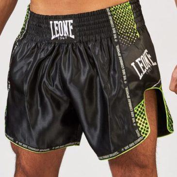 "Pantalones Muay Thai Leone ""Blitz"" hombre"