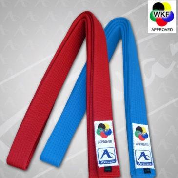 Cinturones Arawaza Kumite Japan Style WKF