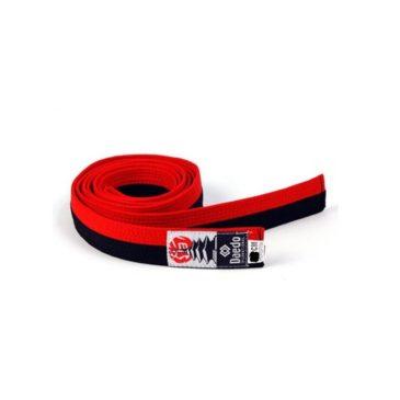 Cinturones Daedo Rojo/Negro