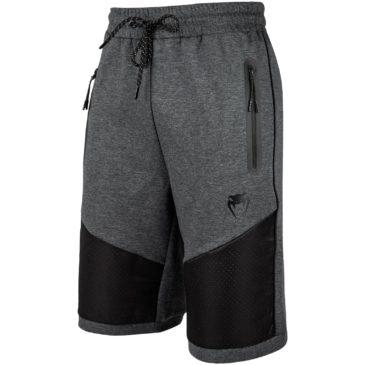 Pantalones cortos Venum Laser Cotton gris