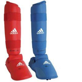Espinilleras Adidas karate
