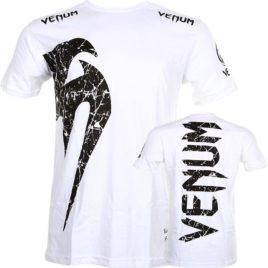 Camiseta Venum Giant blanca