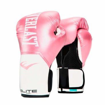 Guantes de Boxeo Everlast Elite Prostyle Training rosas