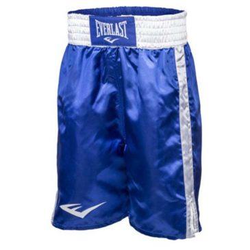 Pantalones de Boxeo Everlast azul
