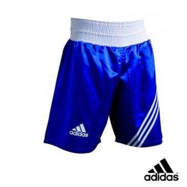 Pantalones de Boxeo Adidas Multiboxing azul