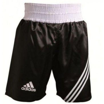 Pantalones de Boxeo Adidas Multiboxing negros