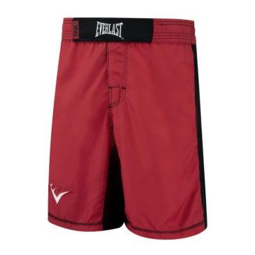 Pantalones MMA Everlast rojos