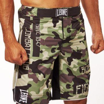 Pantalones MMA Leone Camo