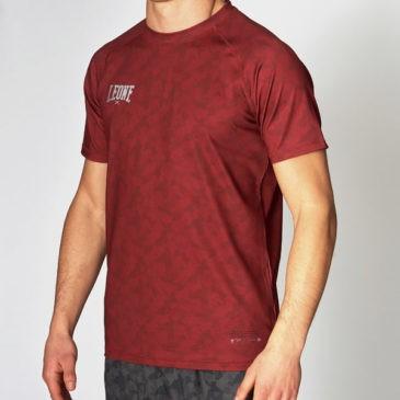 Camiseta Leone Extrema 3 roja