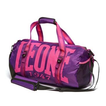 Bolsa deportiva Leone Light Bag violeta