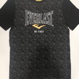 Camiseta Everlast Geo Logo negro