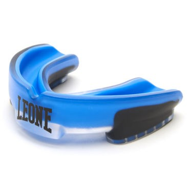 Protector bucal Leone Top Guard azul