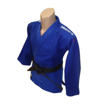 """Judogi Tagoya """"Waza-Ari"""" azul"""