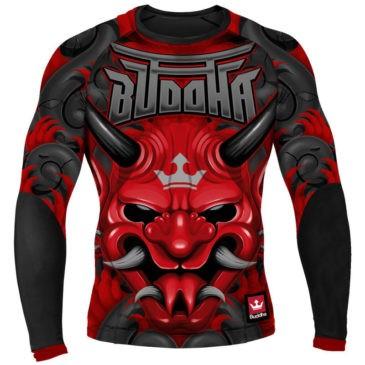 Camiseta Licra Buddha Demon