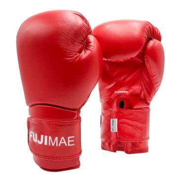 Guantes de Boxeo Fujimae Advantage Flexskin rojos