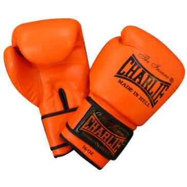 Guantes de Boxeo Charlie Orange