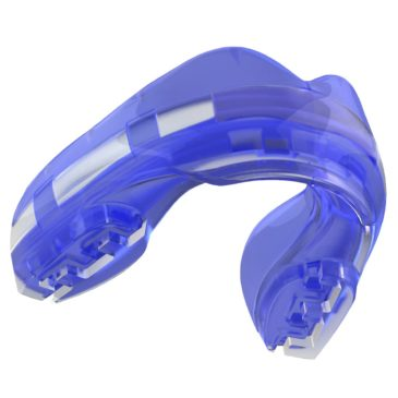 Protector bucal SafeJawz Ice Blue Ortodoncia