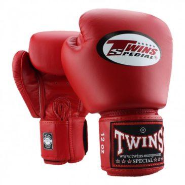 Guantes de Boxeo Twins Special BGVL3 Rojos